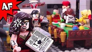 Lego Wonder Woman 39 s Neighbors Superhero 39 s Bad Day