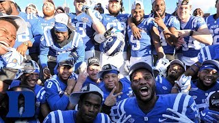 Duke Blue Devils 2019 Football Preview
