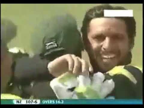 Pakistan Vs New Zealand T20 World Cup 2007 Semi Final Highlights