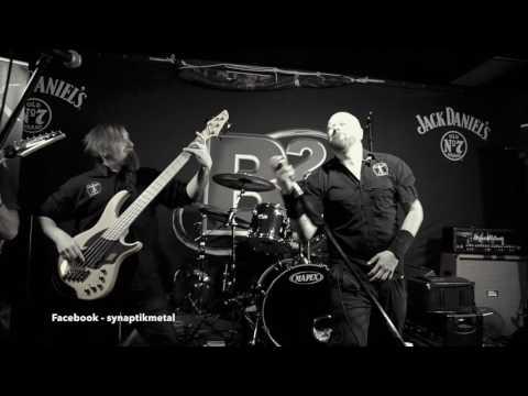 SYNAPTIK 'Human:Inhuman' Live Norwich UK, 27 8 16 Progressive Metal