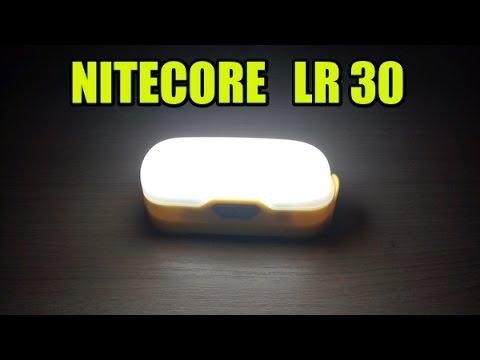 Nitecore LR30