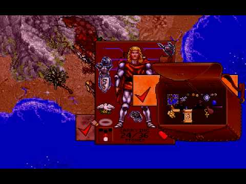 Let S Play Ultima Vii 14 Parrot Treasure Youtube