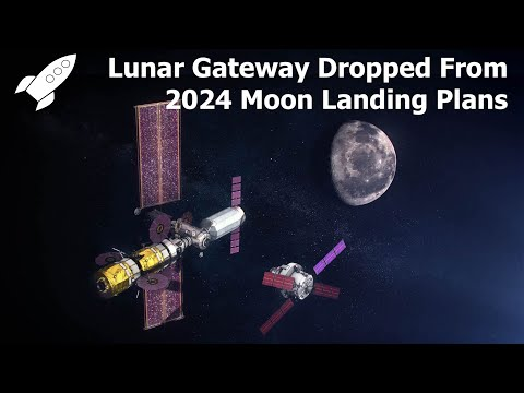 NASA's Lunar Gateway Is Being Skipped In The Race To The Moon