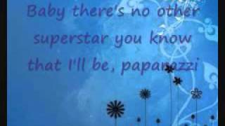 Greyson chance paparazzi lyrics -