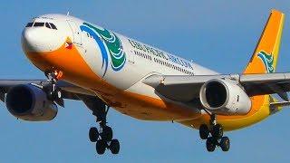 8 EXCELLENT Evening Arrivals   A330 A350 787   Melbourne Airport Plane Spotting