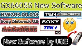 New Software Gx6605s Hardware Version Hw203 00 010 18 24 New