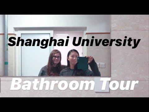 Shanghai University Yanchang Campus Dorm Tour Part 2
