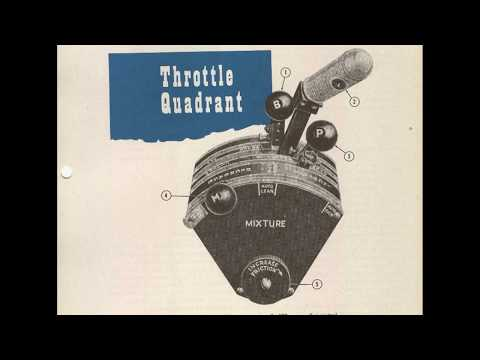 P-47 Thunderbolt Pt. 1A Throttle and Boost Lever Use