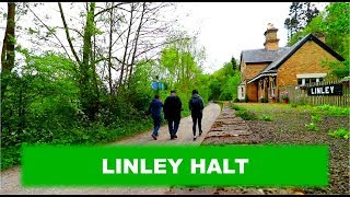 Linley Halt - Remote disused Station. Episode 003