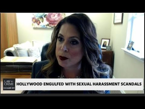 Natalie Zammatti Shaw Talks Sexual Harassment Scandal on Law & Crime Network