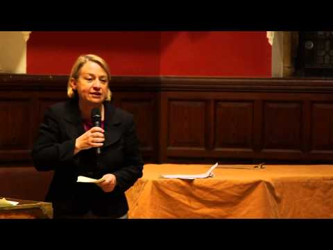 Natalie Bennett - Feminism Has Not Been Hijacked By White Middle Class Women