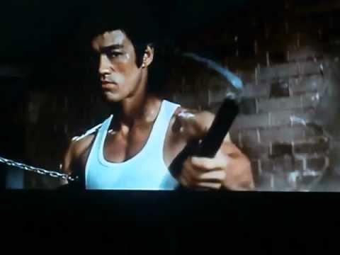 Bruce Lee-Two Nunchucks - YouTube