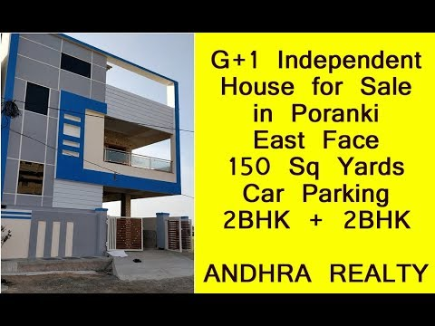 Brand New G+1 Independent House Building for Sale