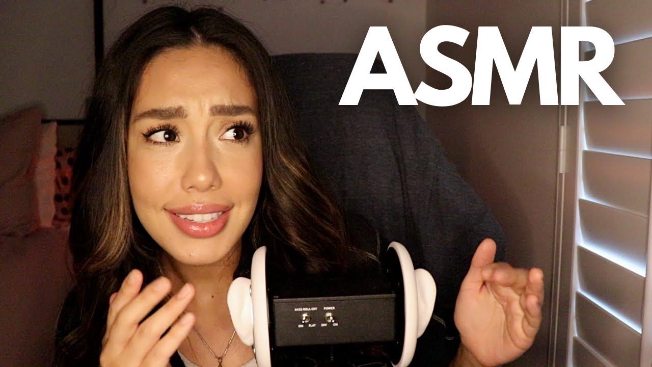ASMR ✨ Scary Story Inaudible Whispers (English & Spanish)