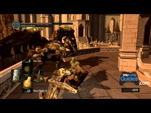 Dark Souls Walkthrough - Anor Londo: To the Painted World of Ariamis (Part 056) | WikiGameGuides