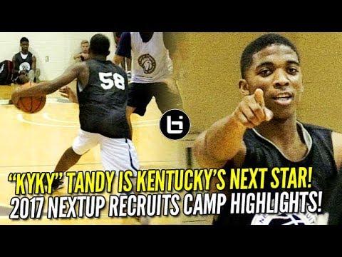 "Dekevyan ""Kyky"" Tandy has NEXT in Kentucky! 2017 NUR Camp Highlights!"
