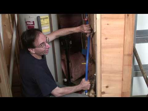 Hot and Cold: Manabloc Plumbing System