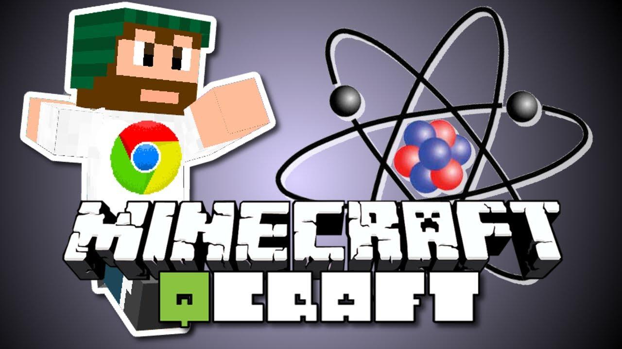 Aprendendo Física Quântica com Minecraft! - QCraft