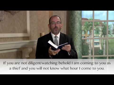 Dr. Baruch Korman: Revelation Chapter 3 Part 1