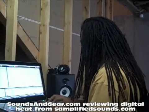 Samplified Sounds - Digital Heat Review (By SoundsAndGear.com)