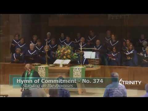 Trinity UMC Traditional Worship   09-22-19