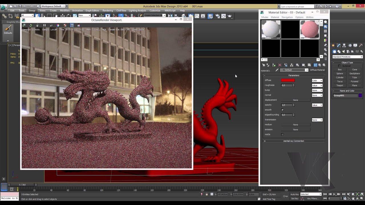 Torrent octane render mac | Octane Render 2 24 2 Download Full
