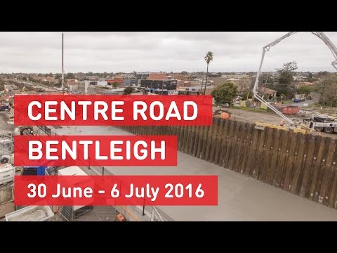 Timelapse at Bentleigh (30 June - 6 July 2016)
