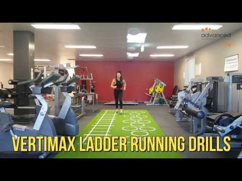 VERTIMAX LADDER RUNNING DRILLS