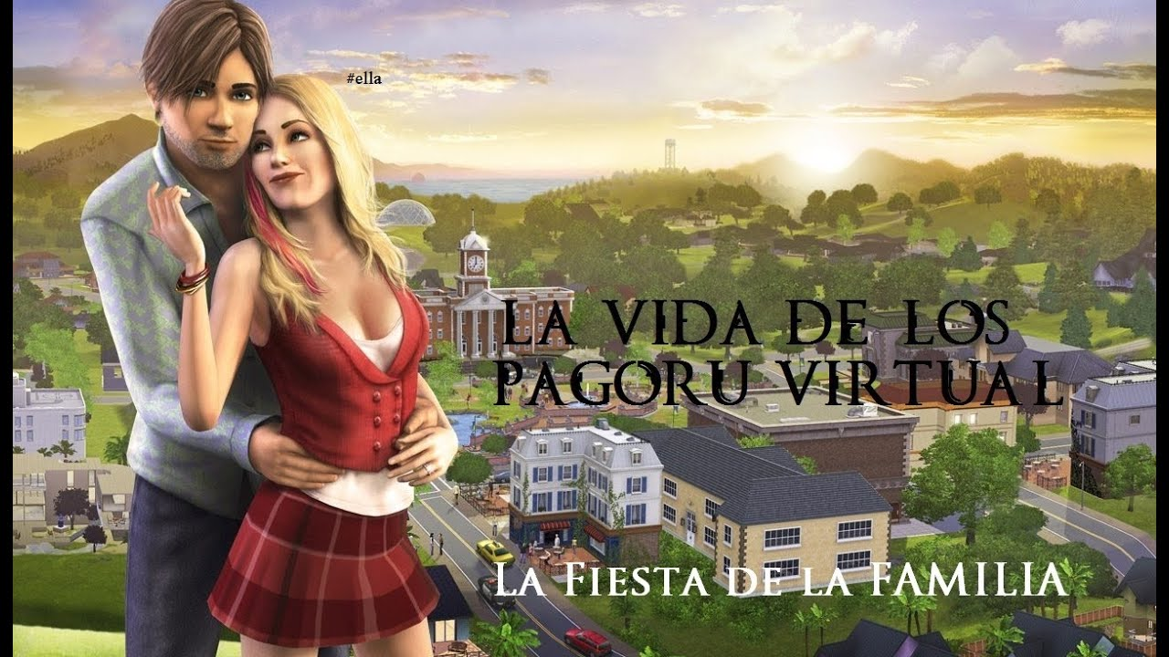 La vida de los PAGORU virtual - La Fiesta de la FAMILIA