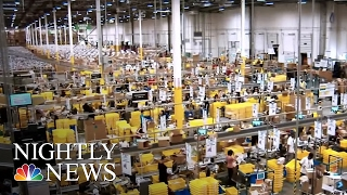 Behind the Alarming Expose on Amazon's Workplace Culture | NBC Nightly News
