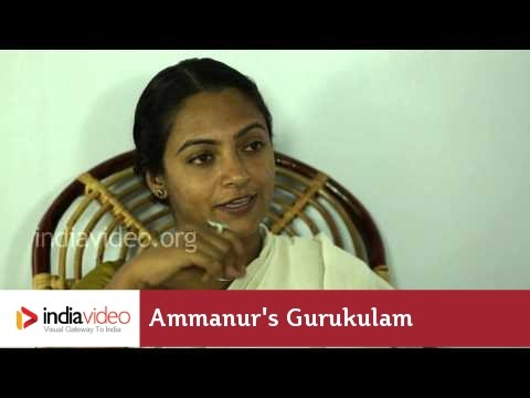 A day at Ammanur's Gurukulam