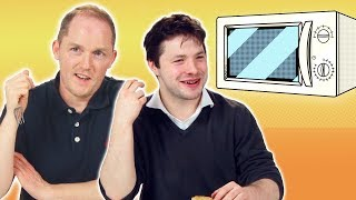 Chefs Try Microwave Meals thumbnail