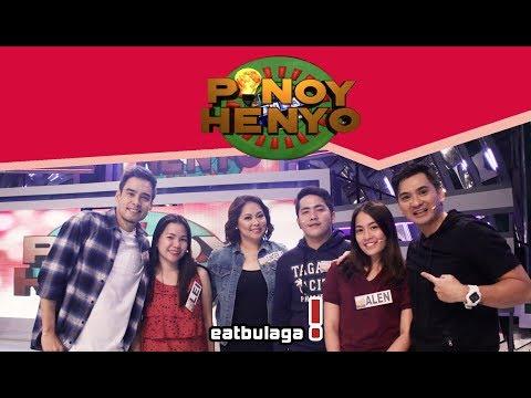 Pinoy Henyo   February 5, 2018