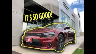 2018 Dodge Charger R/T Plus Super Track Pack First Looks! ✔️
