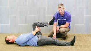 3 Exercises to Help with Knee Pain