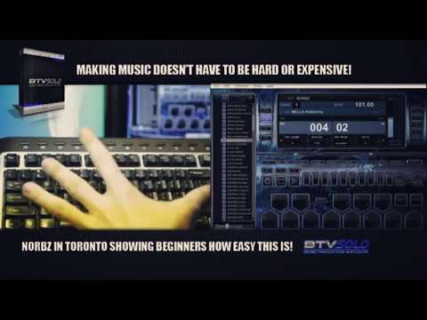 BTVsolo Professional Music Software Tutorial thumbnail