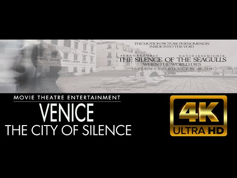 Venice Time Lapse 4K (The Silence of the Seagulls)