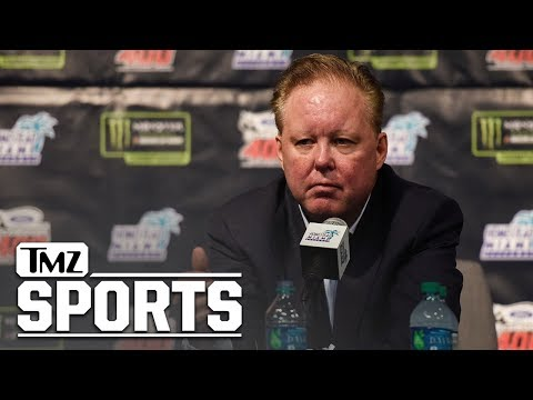 NASCAR CEO Brian France Arrested for DUI and Oxycodone | TMZ Sports