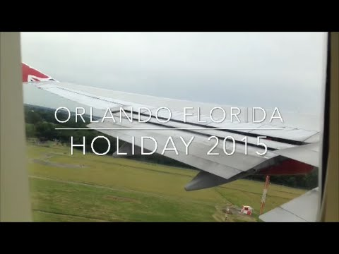 Orlando Florida Holiday 2015 (ALL)