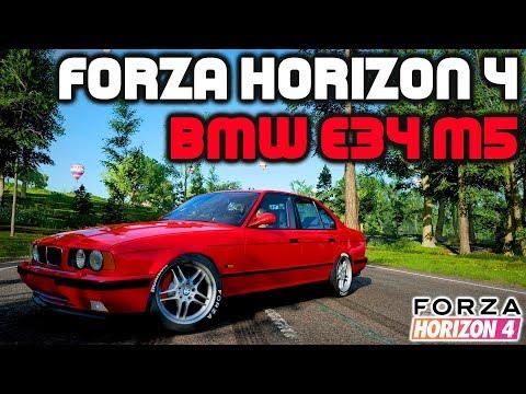 Download Forza Horizon 4 1212hp Bmw E39 M5 Drift Playseat Logitech