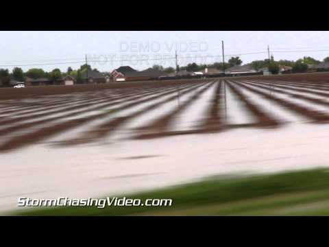 5/8/2015 Plainview Texas Street Flooding