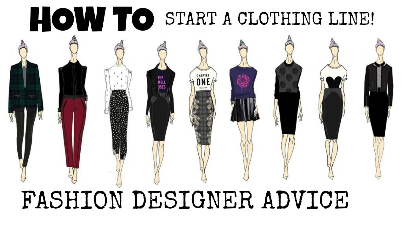 Line Composition In Fashion Designing : How i started a clothing line got celebrity clients