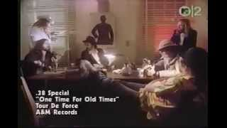.38 Special - One Time for the Old Times (1984) - Music Video