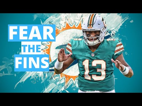 Why The Miami Dolphins Will Win The AFC East!