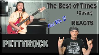 PettyRock The Best of Times Dream Theater Reaction