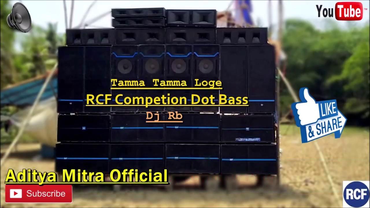 Tamma Tamma Loge Competition Rcf Dot Mix Dj Rb Aditya Mitra