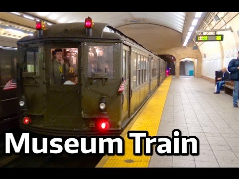 ⁴ᴷ 1910s Low-V Museum Train Action