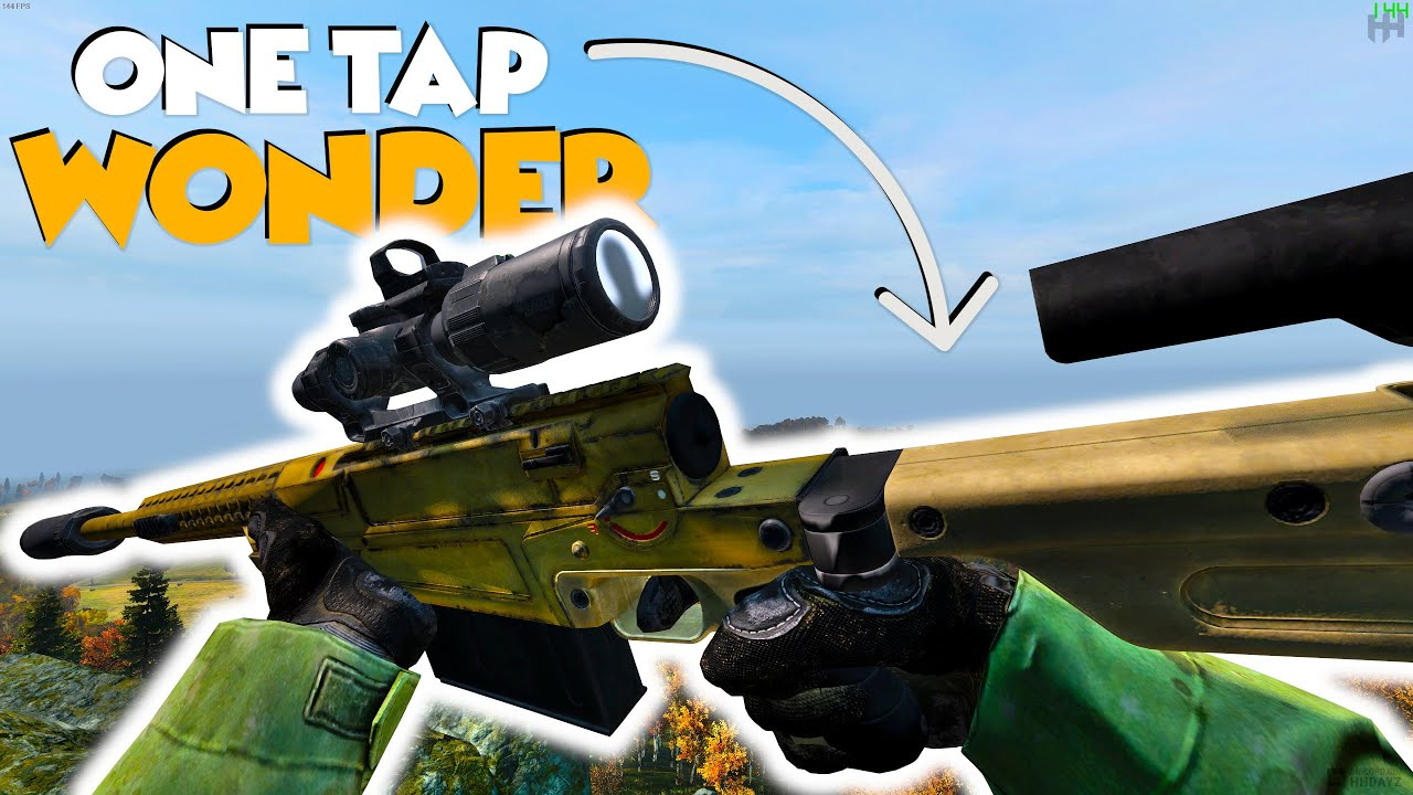 DayZ - Taking The Most POWERFUL Sniper On A ROAM!
