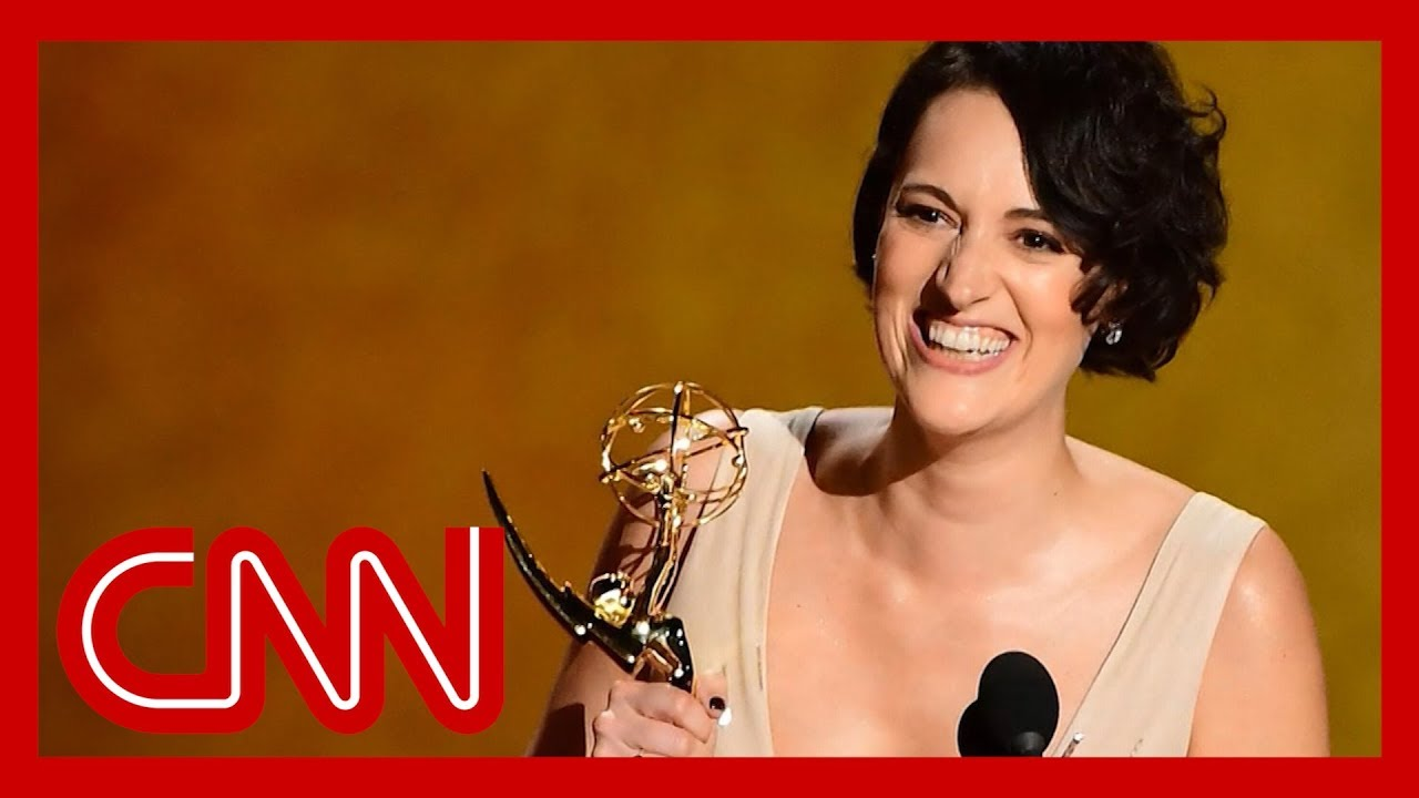 Phoebe Waller-Bridge steals the show at the 71st Emmy Awards