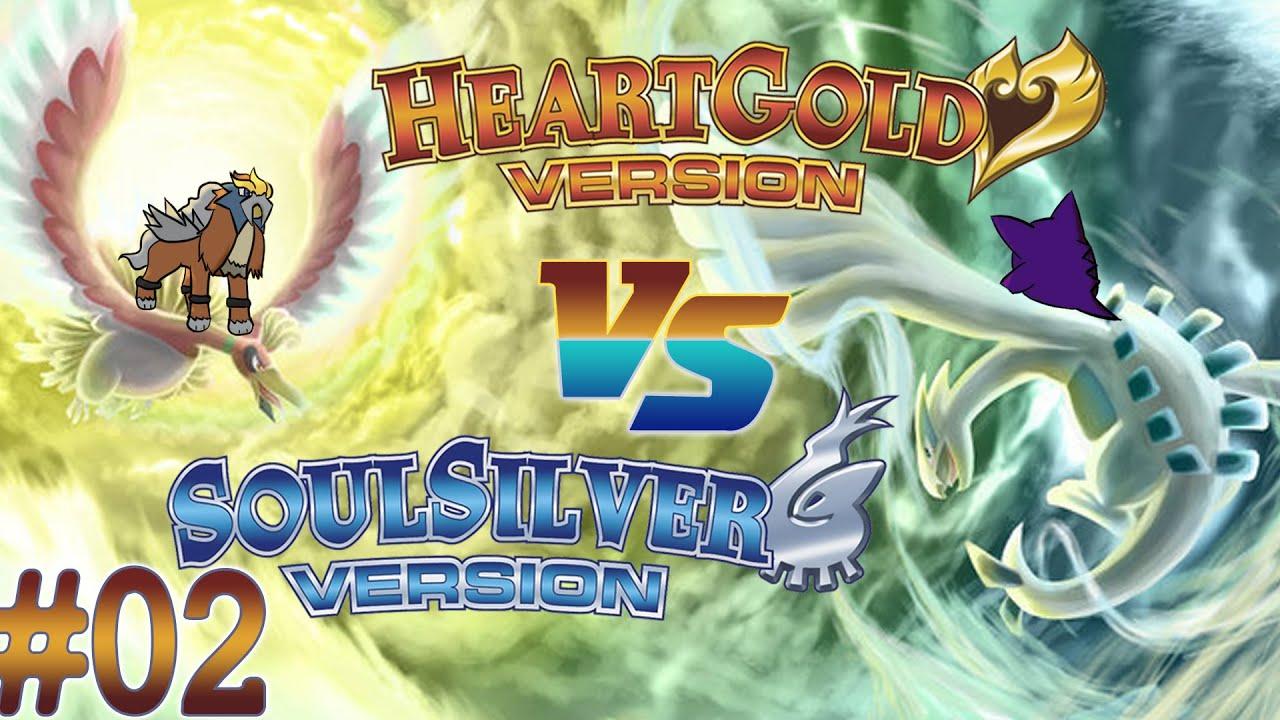 Drecks Gift Pokemon Heartgold Vs Soulsilver Nuzlocke Feat